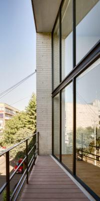 GTO 156-Vivienda Urbana-TAAR-Taller de Arquitectura de Alto Rendimiento
