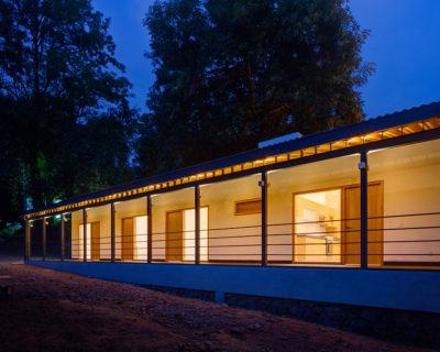 Casa de Huespedes-VCSVB-TAAR-Taller de Arquitectura de Alto Rendimiento