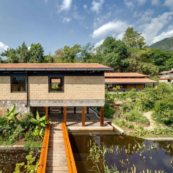 El Humedal TAAR - Taller de Arquitectura de Alto Rendimiento